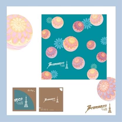 圖片 【愛上哥們東京見面會】Bromance in Tokyo 和風方巾