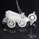 【雅紅珠寶】愛的環抱晶鑽項鍊套組-昇麗婷之星-八心八箭鋯石