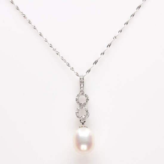 珍珠 雅紅珠寶