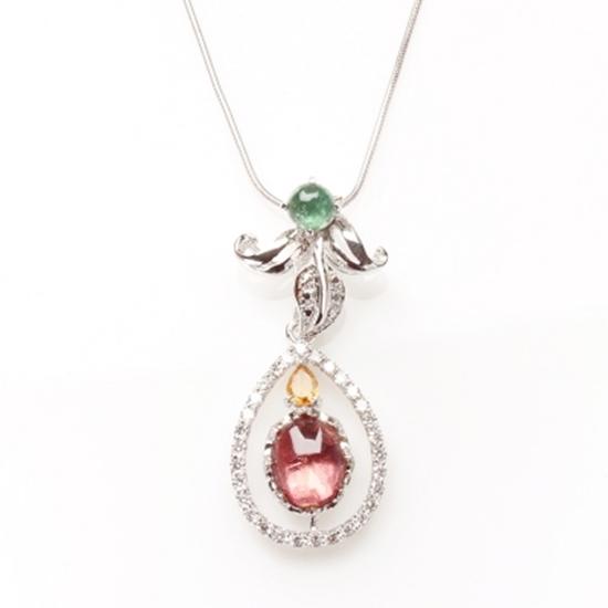 雅紅珠寶 項鍊
