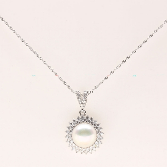 銀飾 雅紅珠寶 項鍊