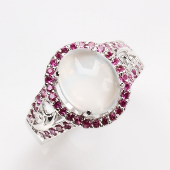 月光石 珠寶 雅紅珠寶