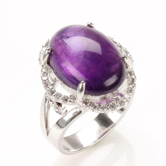 紫水晶 銀飾 雅紅珠寶