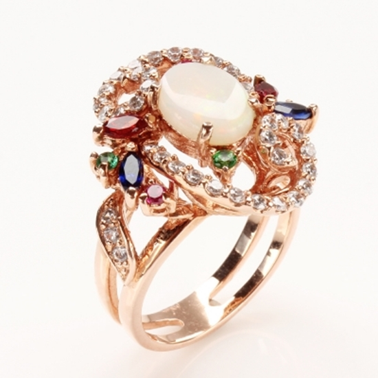 銀飾 戒指