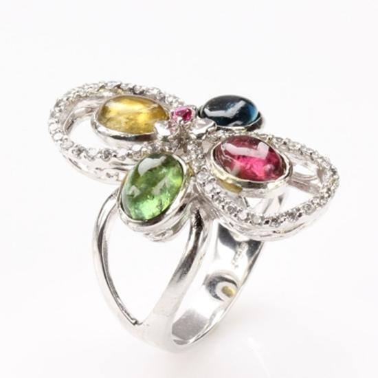 銀飾 雅紅珠寶