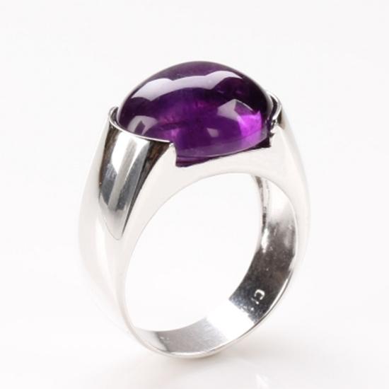 手工 紫水晶 雅紅珠寶