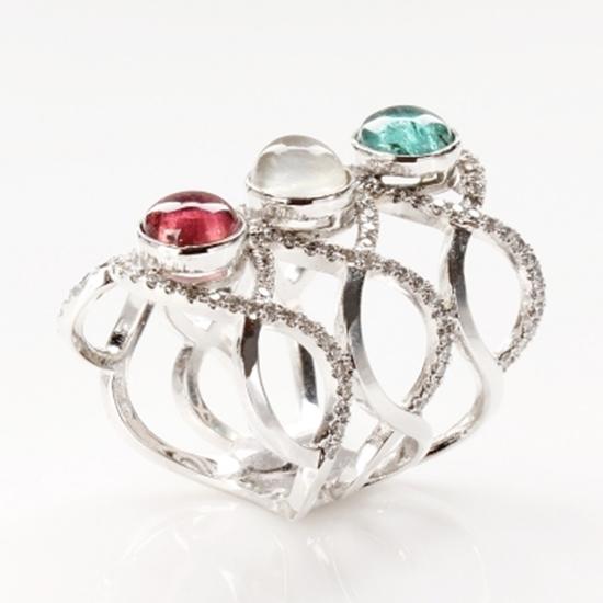 寶石 碧璽 雅紅珠寶