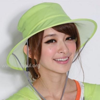 圖片 【SUNSOUL】光能帽-圓筒帽(黃光)