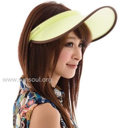 圖片 【SUNSOUL】光能帽-傑克帽(黃光)