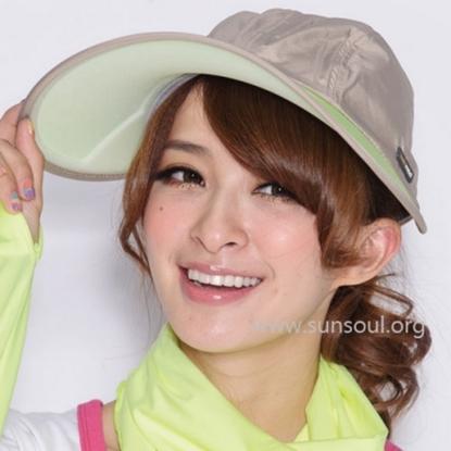圖片 【SUNSOUL】光能帽-寬版棒球帽(黃光)