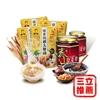 圖片 泰山汕頭秘方沙茶火鍋超值組-沙茶醬*2&大骨湯底*4