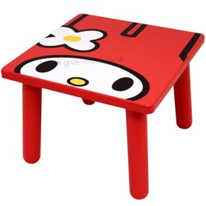 圖片 ★美樂蒂★Melody-造型矮凳椅 / 桌邊椅 / 穿鞋椅