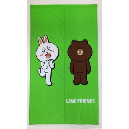 圖片 ★give me buy生活館★LINE FRIENDS 我愛熊大-長門簾