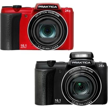 圖片 德國柏卡 PRAKTICA 16-Z24S 樂活望遠相機(公司貨) 黑色