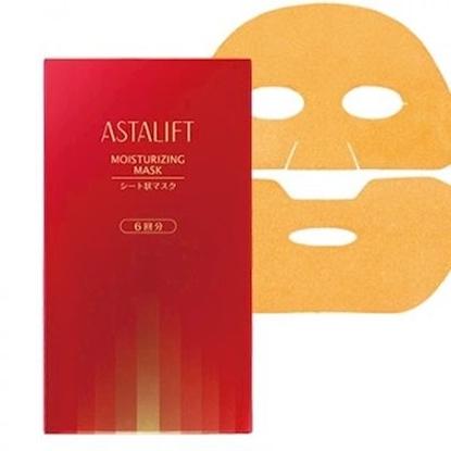 圖片 【日本富士ASTALIFT】水漾再生保溼面膜(一盒6組12片)