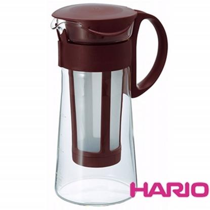 圖片 【HARIO】迷你咖啡色冷泡咖啡600ml MCPN-7CBR