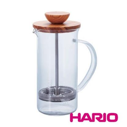 圖片 【HARIO】自然風濾壓茶壺300 THW-2-OV