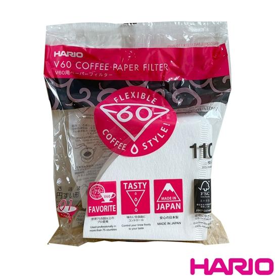 圖片 【HARIO】V60漂白01濾紙110張 VCF-01-110W