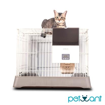 圖片 PETWANT 籠子專用寵物自動餵食器 F4 LCD(不含籠子)