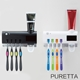 美國Puretta第二代LED紫外線牙刷架 LZ-3