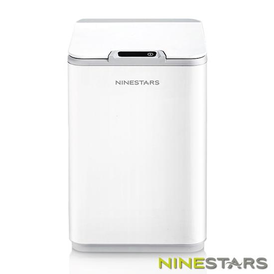 圖片 NINESTARS防水感應垃圾桶(倒數關蓋/含內筒) DZT-10-35S