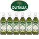 【Olitalia奧利塔】特級初榨橄欖油禮盒組(1000mlx6瓶)