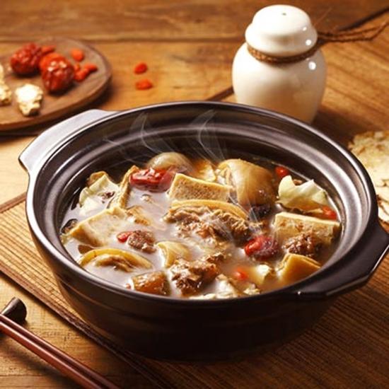羊肉 火鍋 湯底