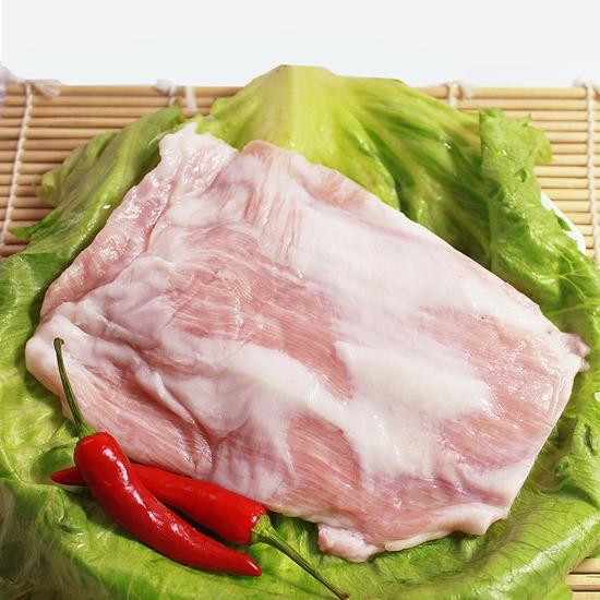 圖片 【那魯灣】台灣松阪豬肉3包(190g以上/包)