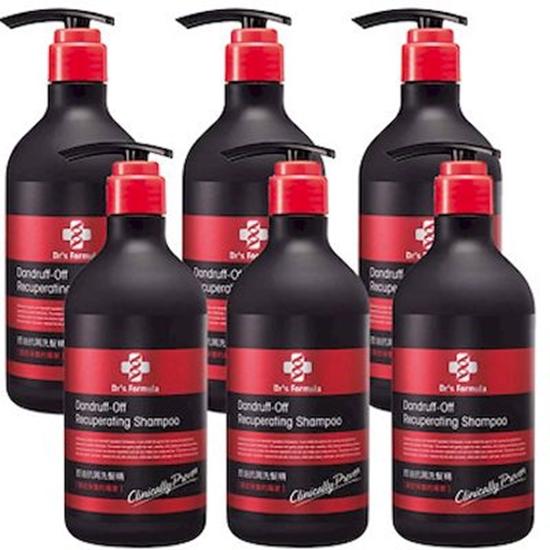 圖片 《台塑生醫》Dr's Formula控油抗屑洗髮精(580g*6入)
