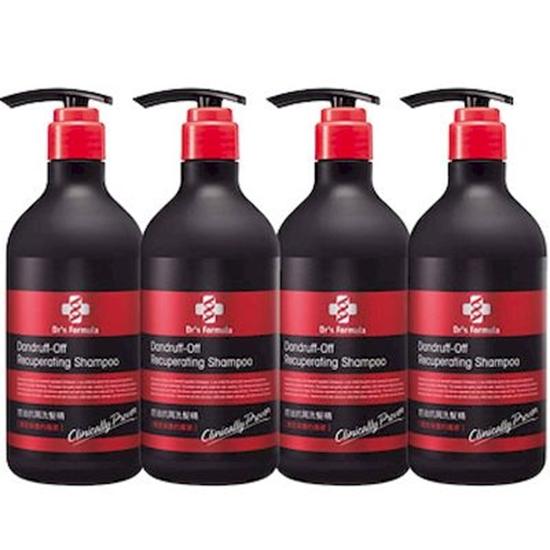 圖片 《台塑生醫》Dr's Formula控油抗屑洗髮精(580g*4入)