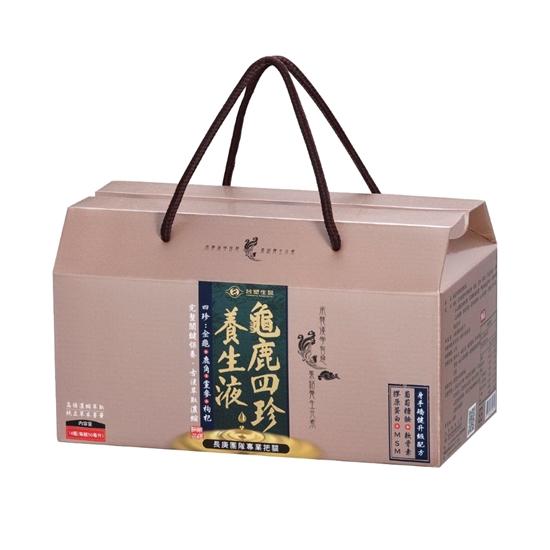 圖片 【台塑生醫】龜鹿四珍養生液(50ml*14瓶/盒)
