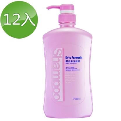 圖片 《台塑生醫》Dr's Formula嬰幼童洗髮精700ml(12瓶)
