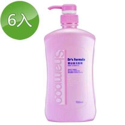 圖片 《台塑生醫》Dr's Formula嬰幼童洗髮精700ml(6瓶)