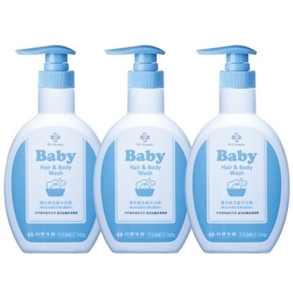 圖片 《台塑生醫》Dr's Formula嬰幼童洗髮沐浴精500g(3瓶)