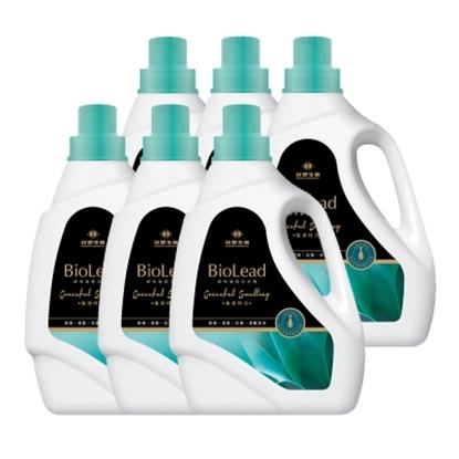 圖片 《台塑生醫》BioLead經典香氛洗衣精 璀璨時光2kg(6瓶入)
