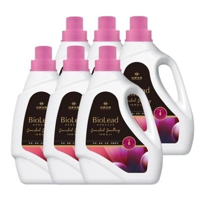 圖片 《台塑生醫》BioLead經典香氛洗衣精 紅粉佳人2kg(6瓶入)