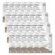 《台塑生醫》Dr's Formula咖啡因抗老潤澤面膜(5片/盒)*24盒入