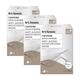 《台塑生醫》Dr's Formula咖啡因抗老潤澤面膜(5片/盒)*3盒入