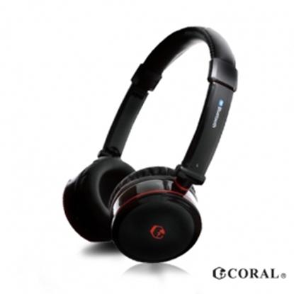 圖片 CORAL BMD-800 MP3藍芽無線耳機