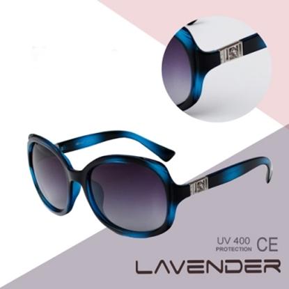 圖片 LAVENDER TR90 偏光太陽眼鏡 H14018C6 藍