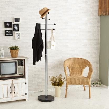 圖片 【H&R安室家】工業風重型衣帽架-LS14