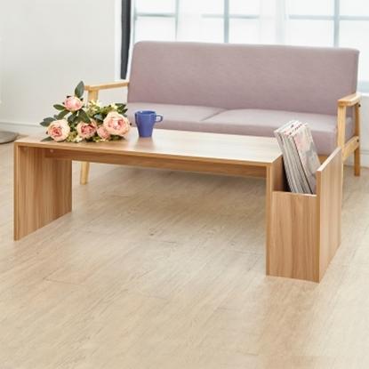 圖片 【H&R安室家】歐風優雅茶几桌/邊桌-TBF31