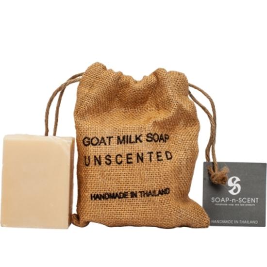 圖片 ThaiScent泰香 麻布袋山羊奶手工皂270g(多款香味可選)