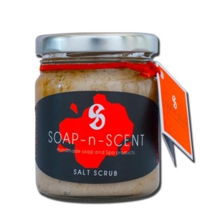 圖片 ThaiScent泰香 純天然海鹽去角質250g-激勵精油