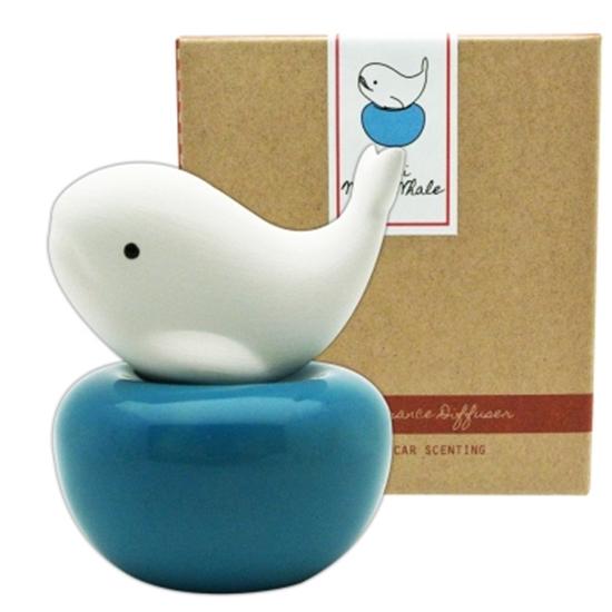 圖片 ThaiScent泰香 Willy小鯨魚mini擴香瓶(不含擴香精)