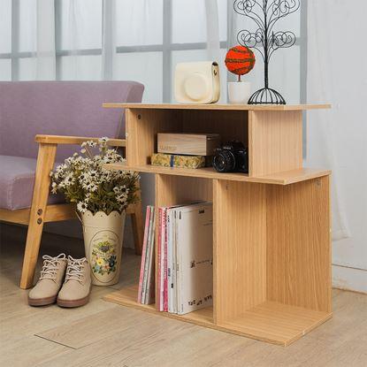 圖片 【H&R安室家】極簡風收納書架/置物櫃-TBF34