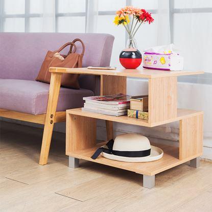 圖片 【H&R安室家】簡單風格邊桌/茶几-TBF35