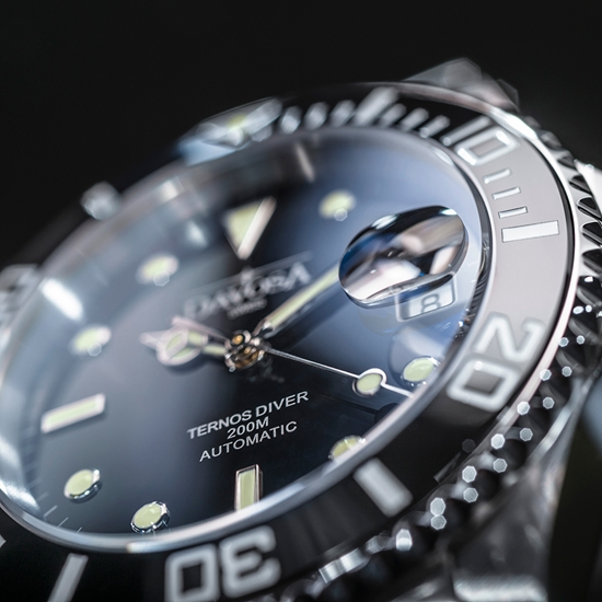 DAVOSA 161.555.05 專業200m潛水錶