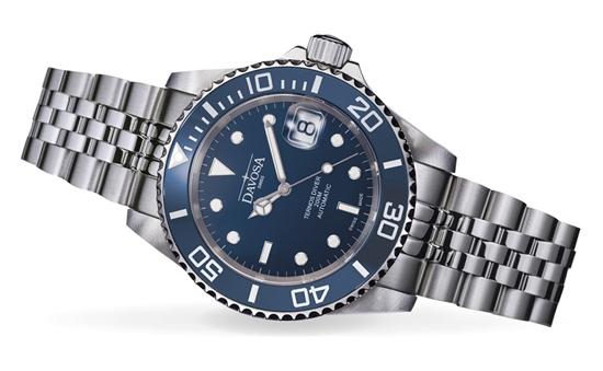 DAVOSA 161.555.04 專業200m潛水錶
