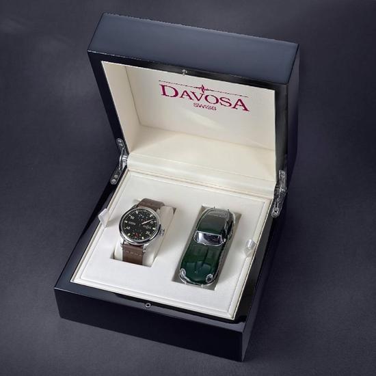 DAVOSA 160.500.76 限量三針一線 限量編號:098/100